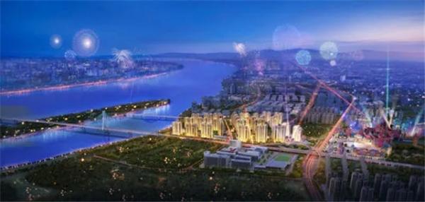 长沙恒大滨江左岸:8000元/㎡湘江边双地铁口一贯制学位房值得