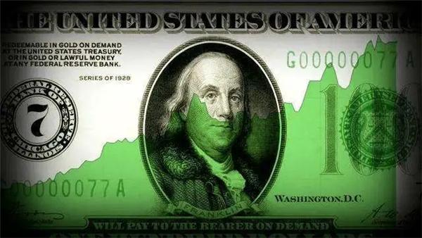 美元霸权的跌落:不能拧紧的水龙头!