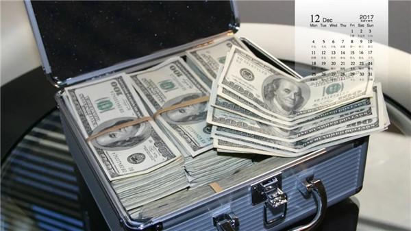 弱美元,川普4万亿,与内循环