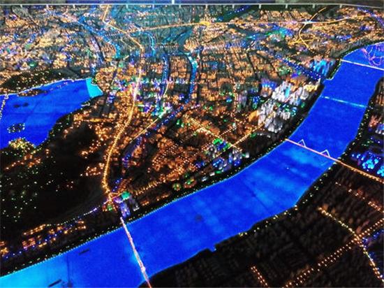 长沙城市规划