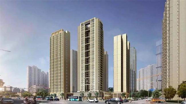 招商华发天汇:湘江边主城区地铁口,刚需上车优先选项,高性价