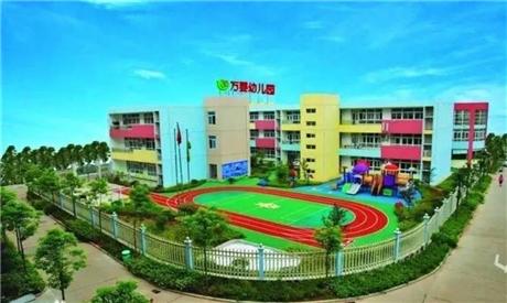藏龙湖上国际花园教育资源